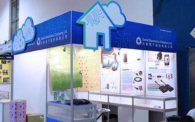 2021 Taitronic 展覽